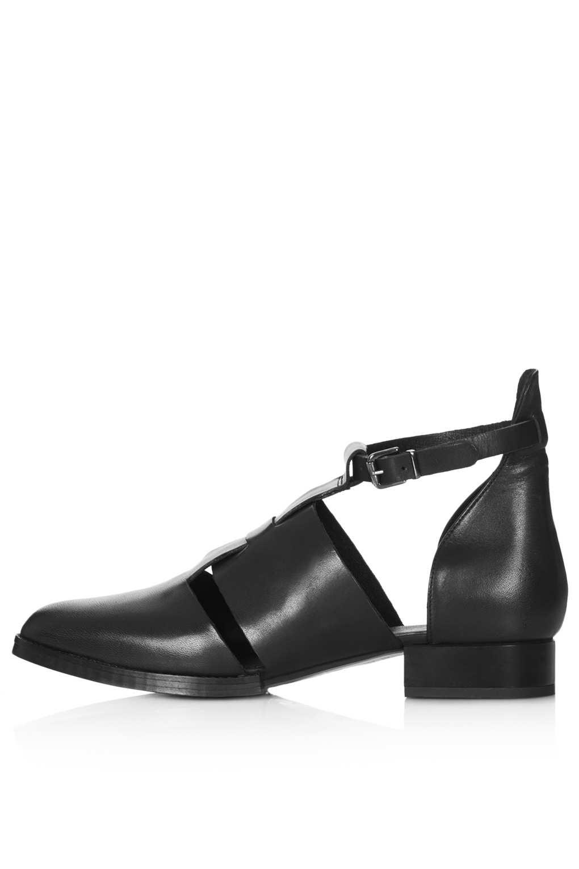 Carvela black strap heels size 41 - 1 part 2