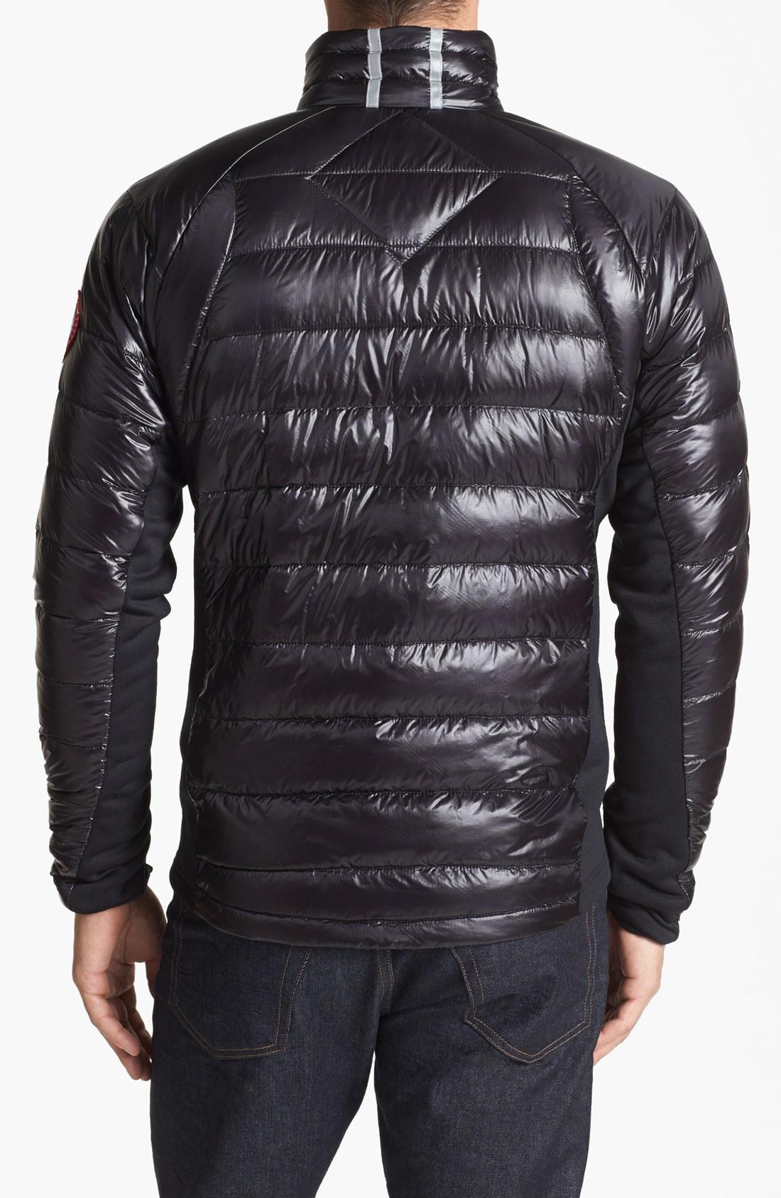 Canada Goose montebello parka sale store - Canada goose Hybridge Lite Jacket in Black for Men   Lyst