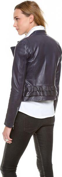 Related searchs for Diane von Furstenberg 'Heaven' Crop Leather Jacket 6