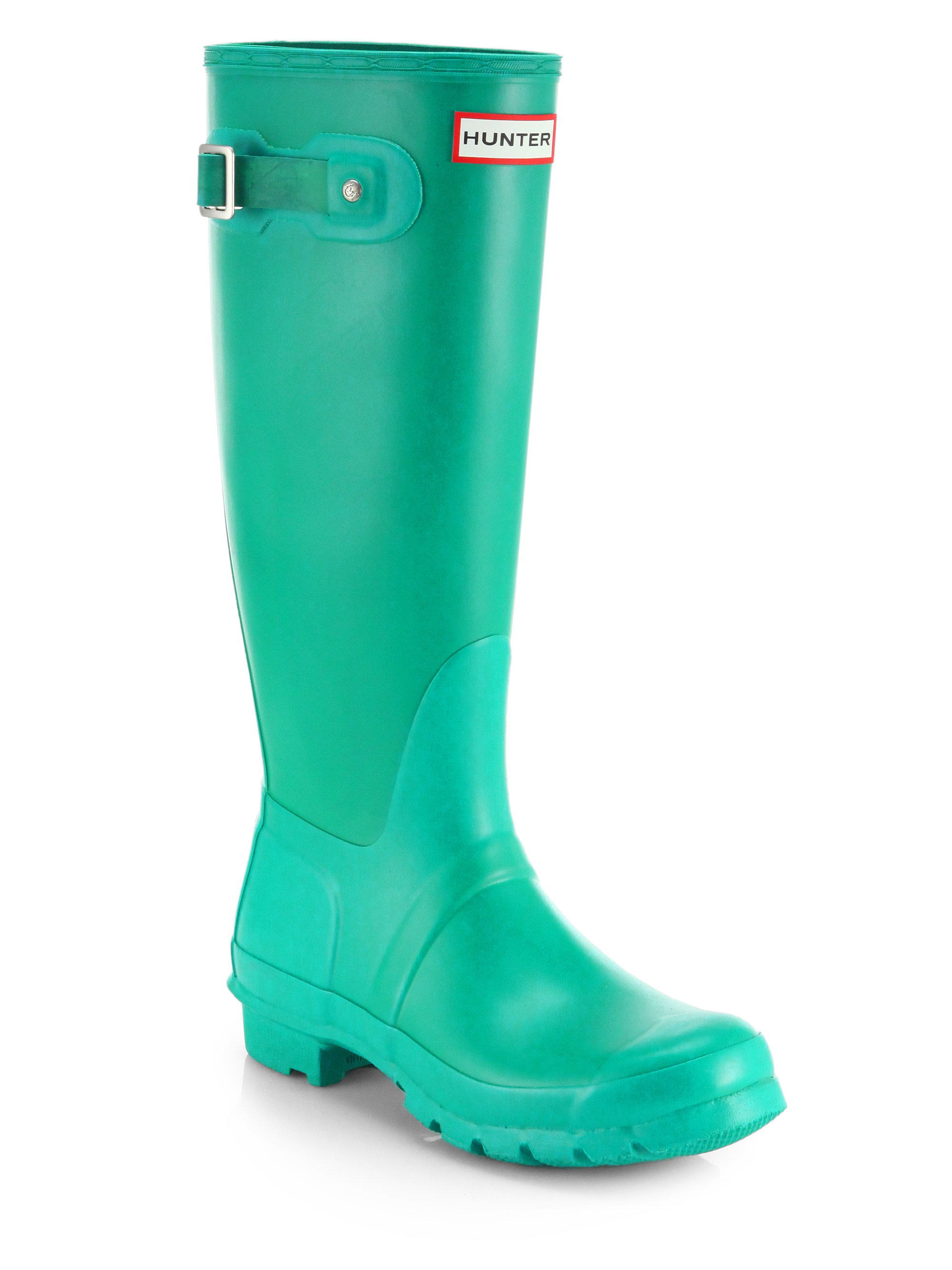 Model Kamik Sharon Women Rubber Green Rain Boot Boots