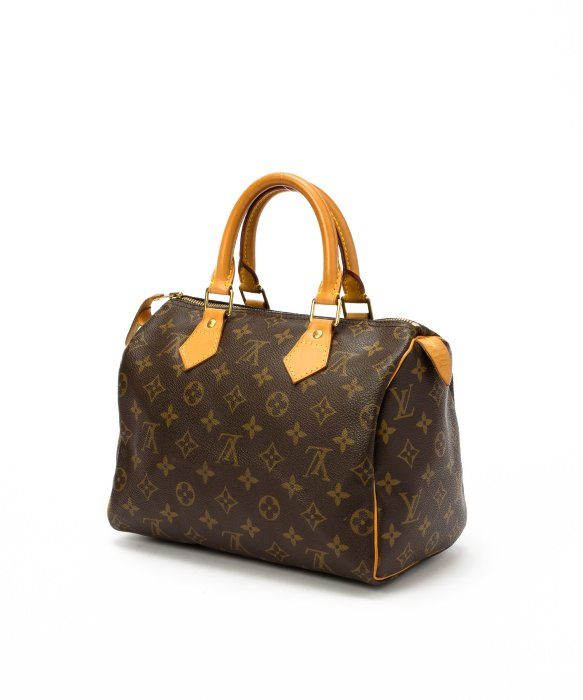 Louis Vuitton Speedy Handbag Monogram Canvas 25 JUCbOuJTWm