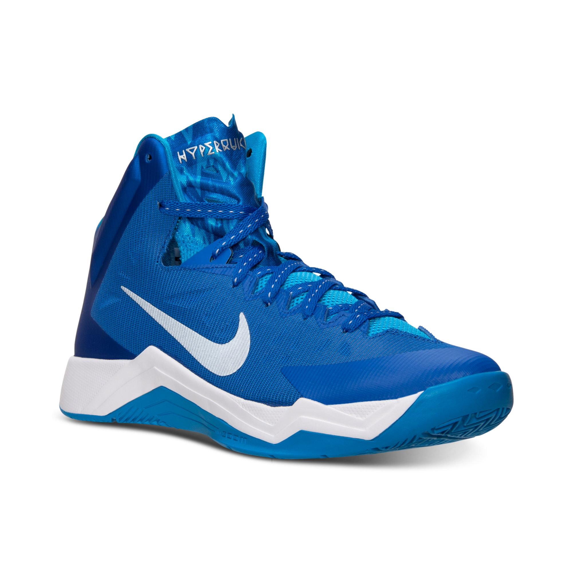 new york 3966b 3e02a ... Lyst - Nike Mens Hyper Quickness Basketball Sneakers From Fi pre order  c6963 2e1d6 ...