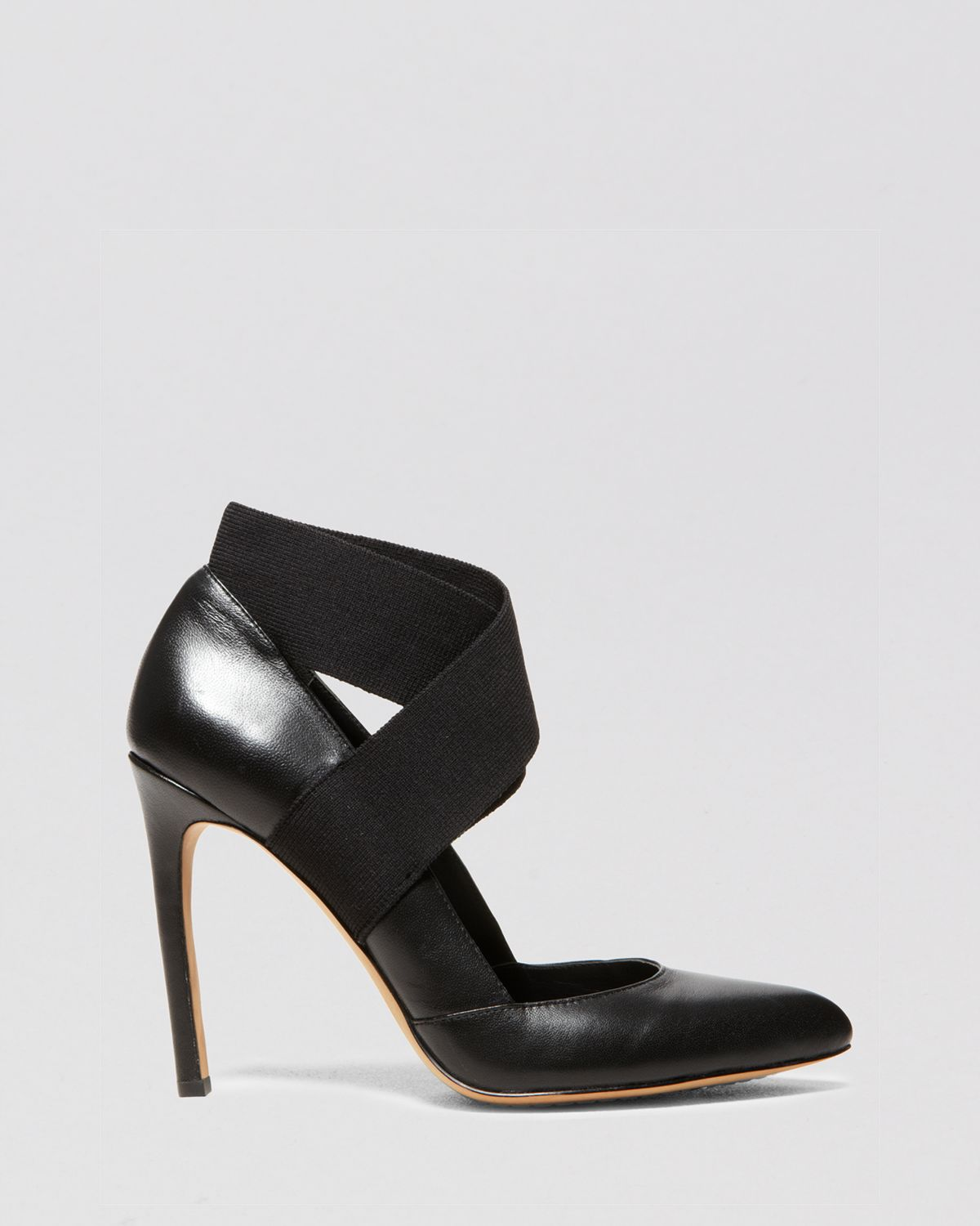 Lyst Steven By Steve Madden Pointed Toe Pumps Rustyy