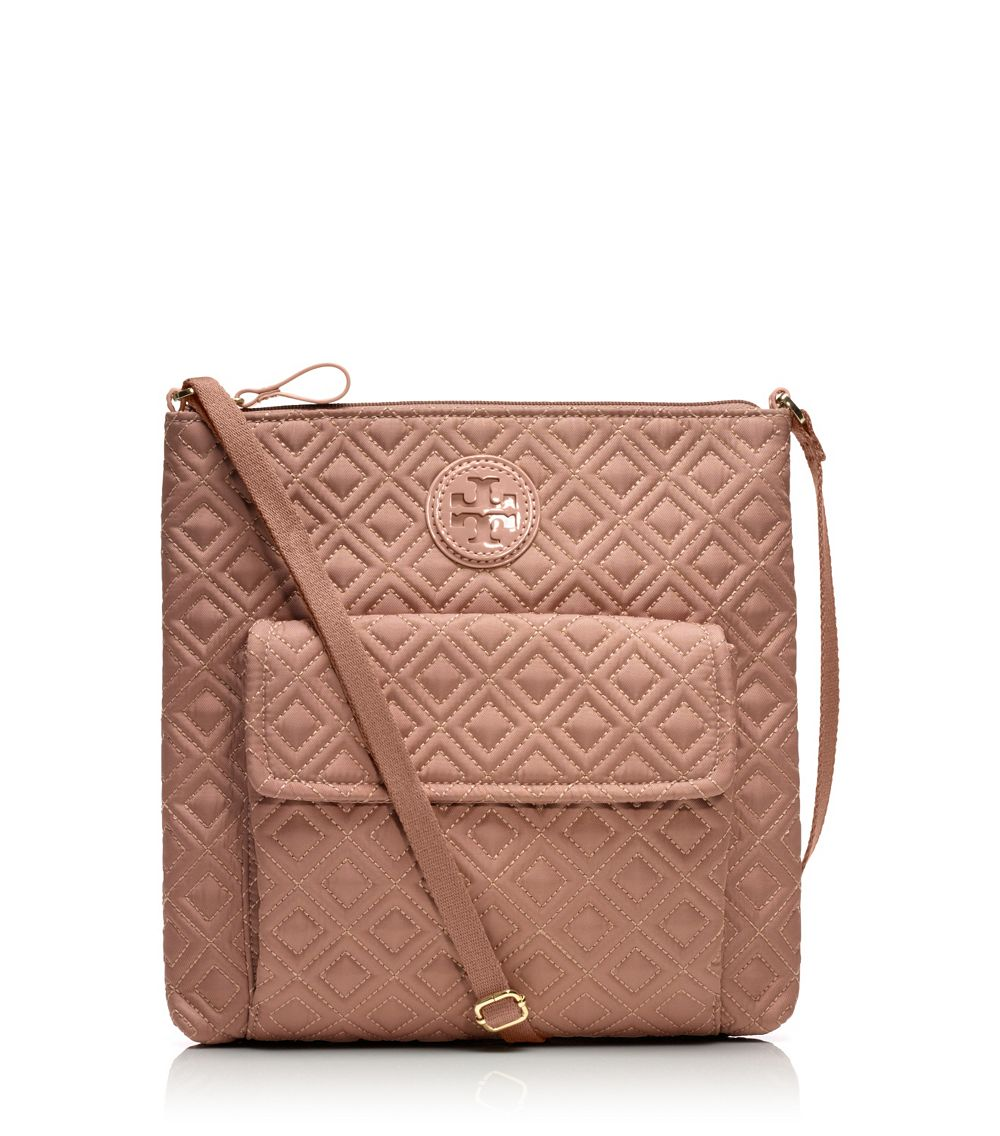 77d4d1967bd3d Lyst - Tory Burch Ariana Swingpack in Pink