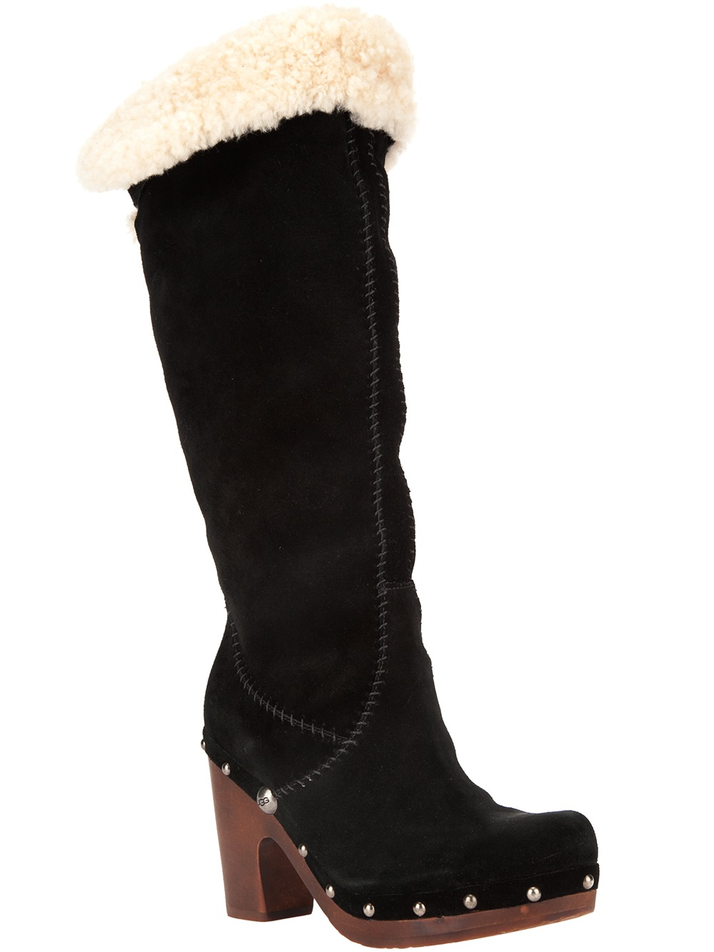 shoes for cheap new style on wholesale Lillian Mid Calf Boot