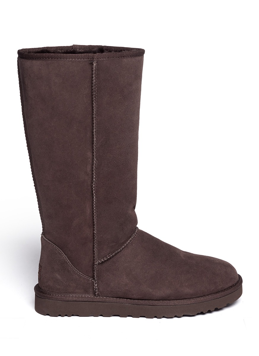 ugg boots brown tall - photo #9