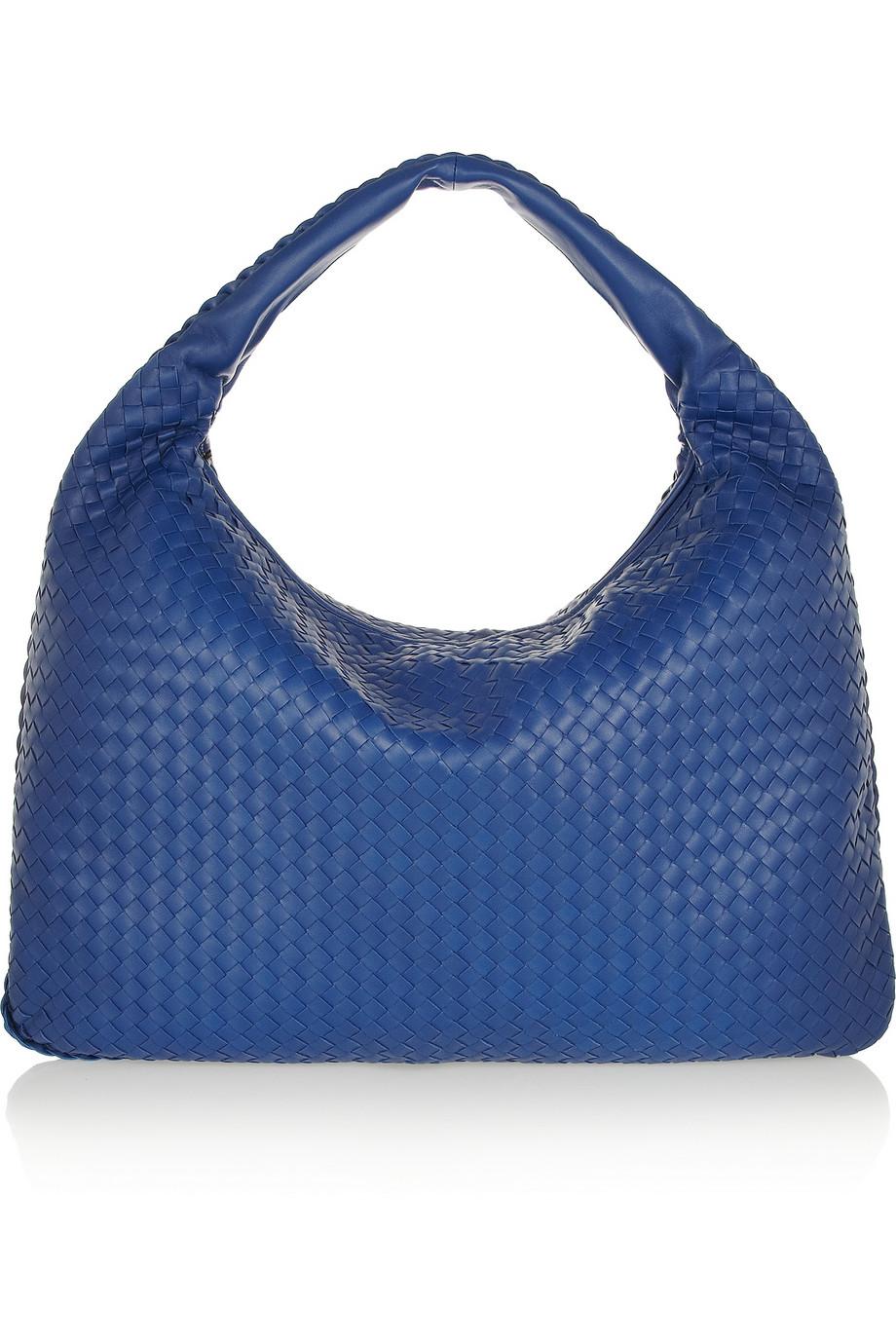 057cd9eff2 Lyst - Bottega Veneta Maxi Veneta Intrecciato Leather Shoulder Bag ...