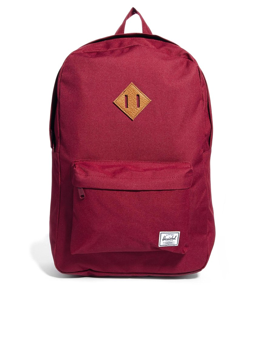 Herschel supply co. Heritage Backpack in Purple
