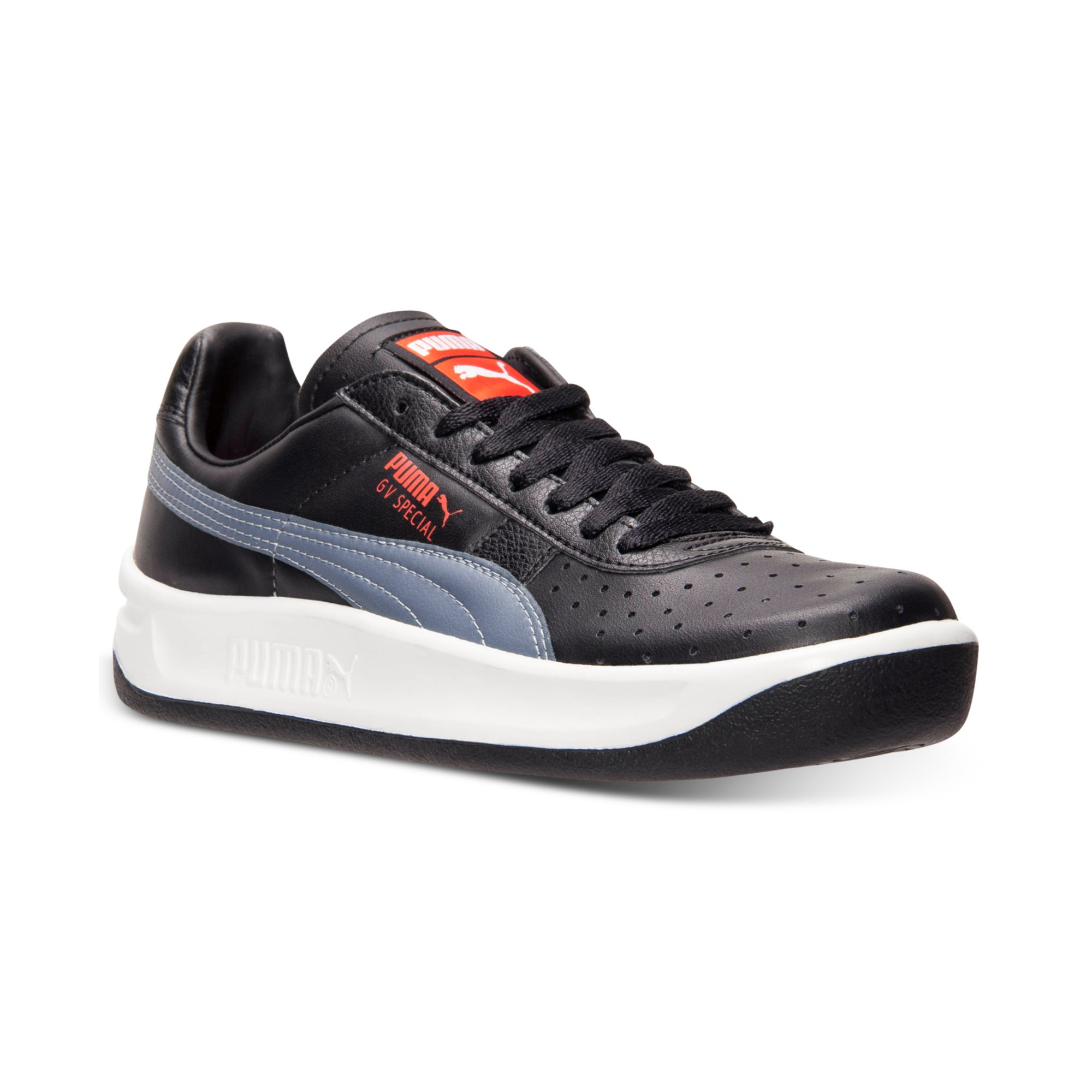 on sale ca010 e7df1 Black Mens The Gv Special Casual Sneakers From Finish Line