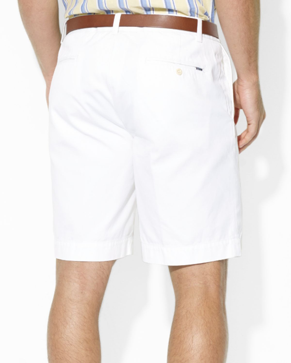 ... Ralph Lauren Sport Shorts White 121 ...