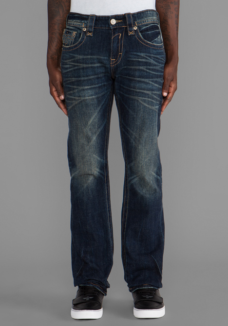 Rock Revival Jeans In Blue For Men (A6) | Lyst
