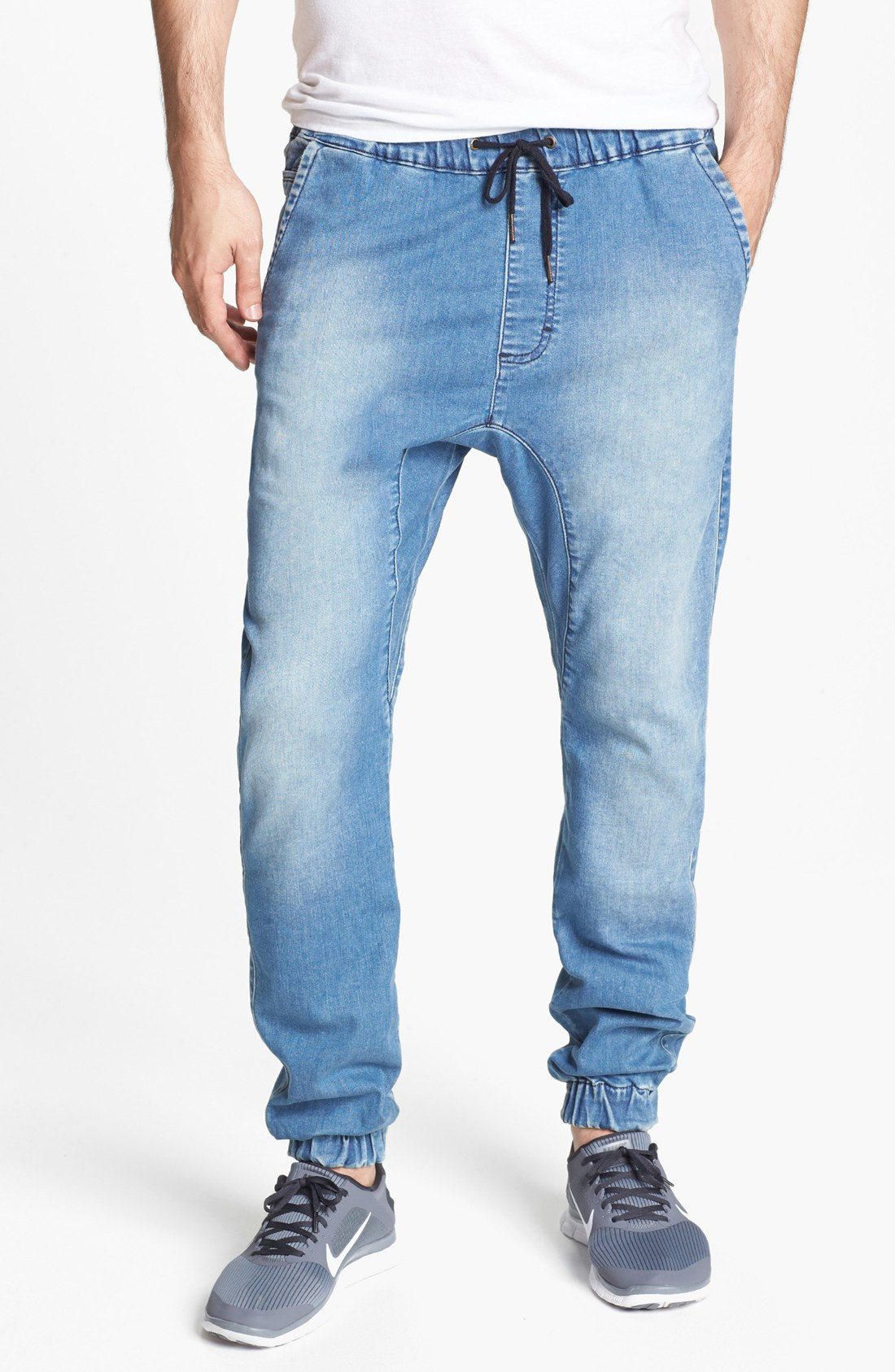 Jeans by AnarchyState Made from power stretch denim for comfort and fit Super skinny fit. Designed to fit tight to the body Reinforced seams for added strength Quality cotton twill View full product details.