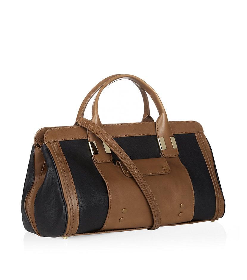 chloe marcie bag small - Chlo�� Small Alice Bag in Brown (black) | Lyst