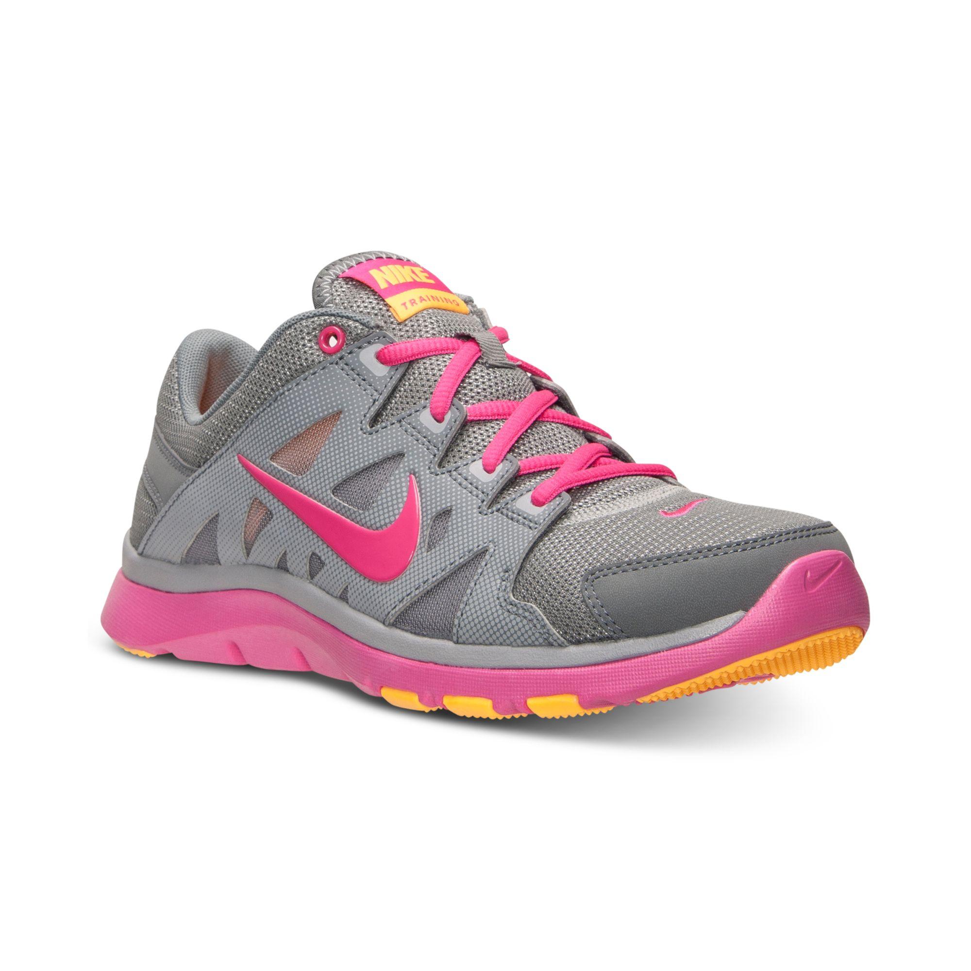 0ec258f129db8 Lyst - Nike Womens Flex Supreme Tr 2 Training Sneakers From Finish ...