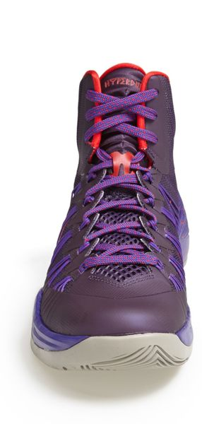save off 94d06 2f6aa ... Gallery For   Nike Basketball Shoes Hyperdunk 2013 Purple ...