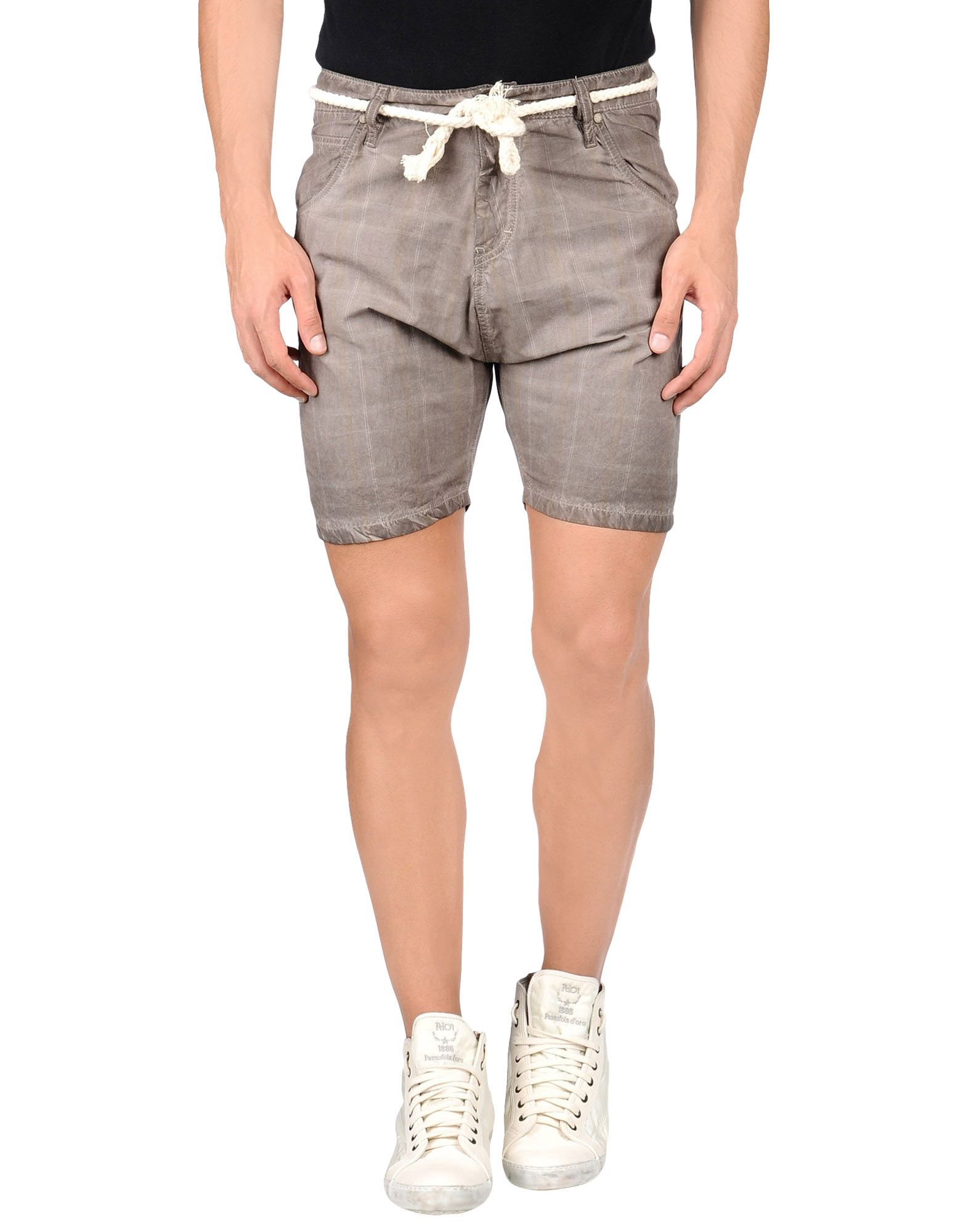 Bermuda Shorts for men are not uniquely Bermudian, they were created at the turn of the 20th century originally by British military forces - and not in Bermuda, in London. By men in desk jobs whose function it was to see their soldiers and navy personnel were appropriately but lightly attired for duty at British Army garrisons and Royal Navy.