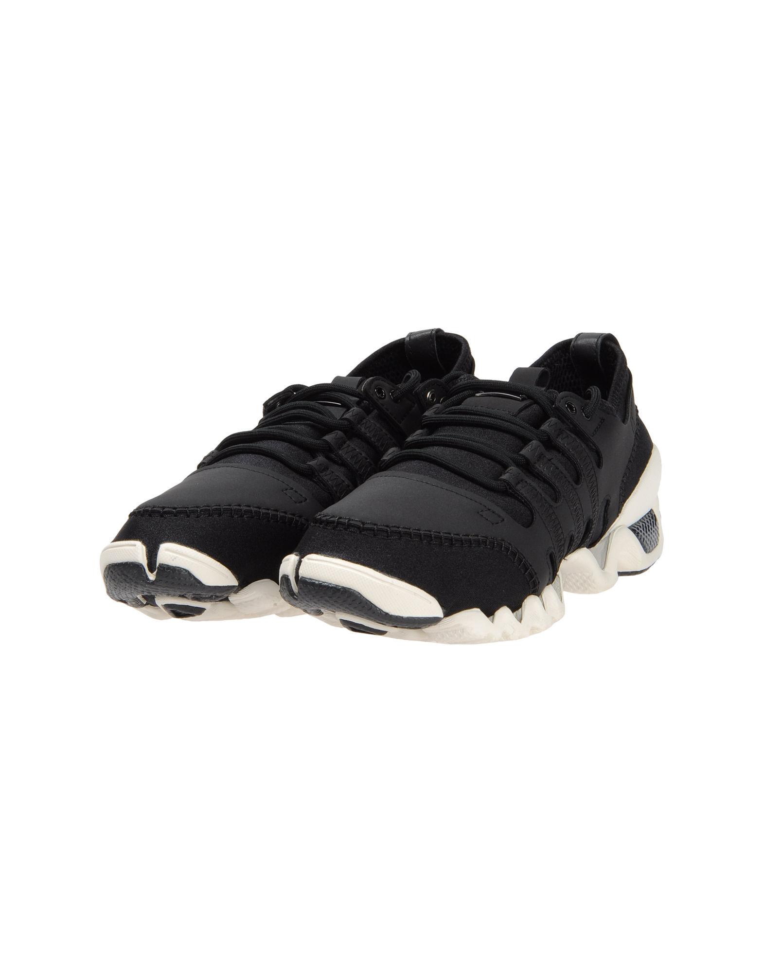 Adidas SLVR Sneakers in Black