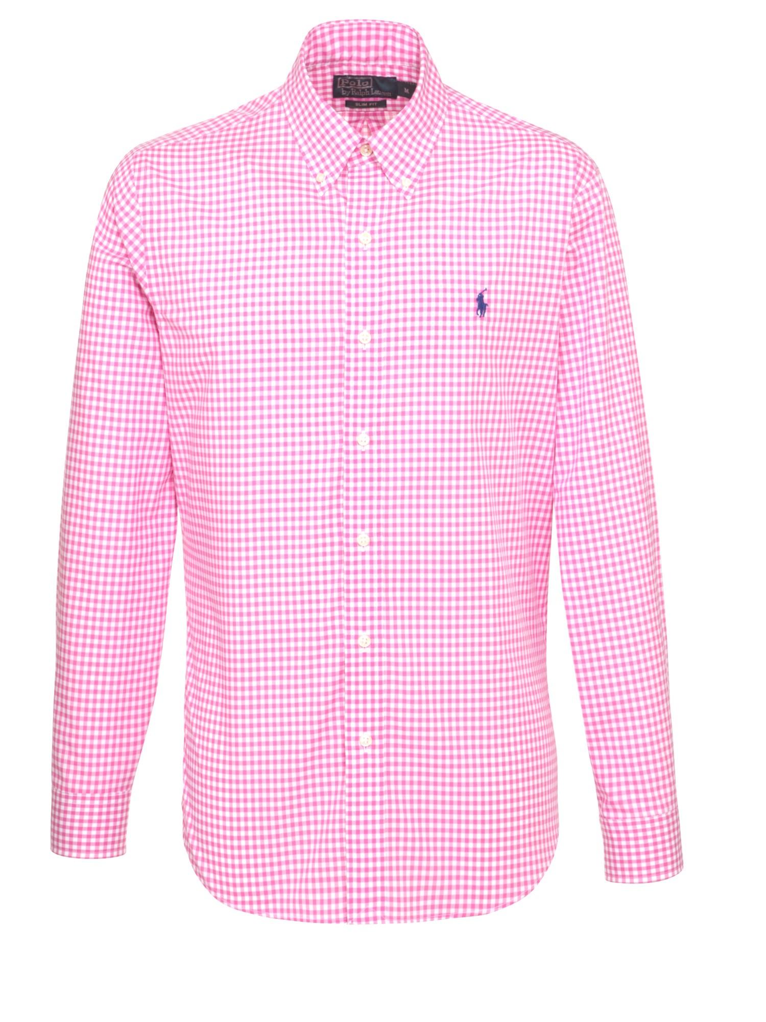 Pink Polo Shirts Women