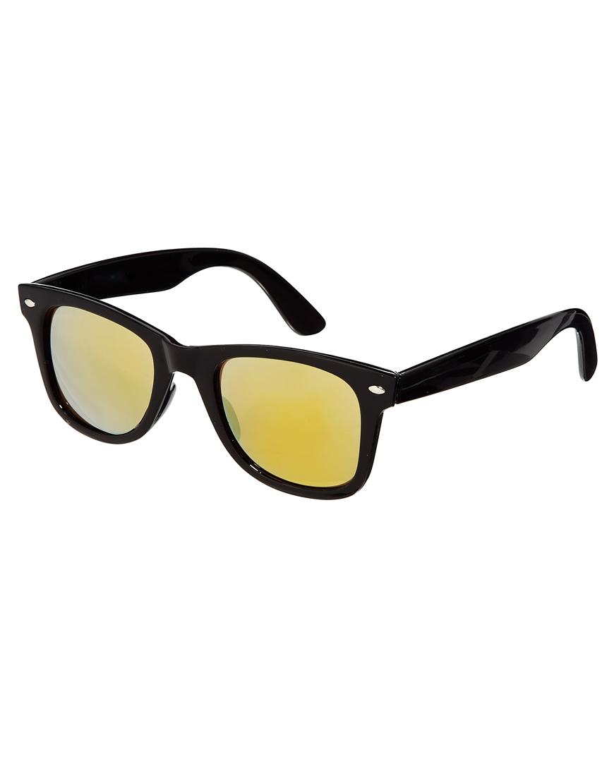 05e5792e1c17 Wayfarer Sunglasses Black Lens