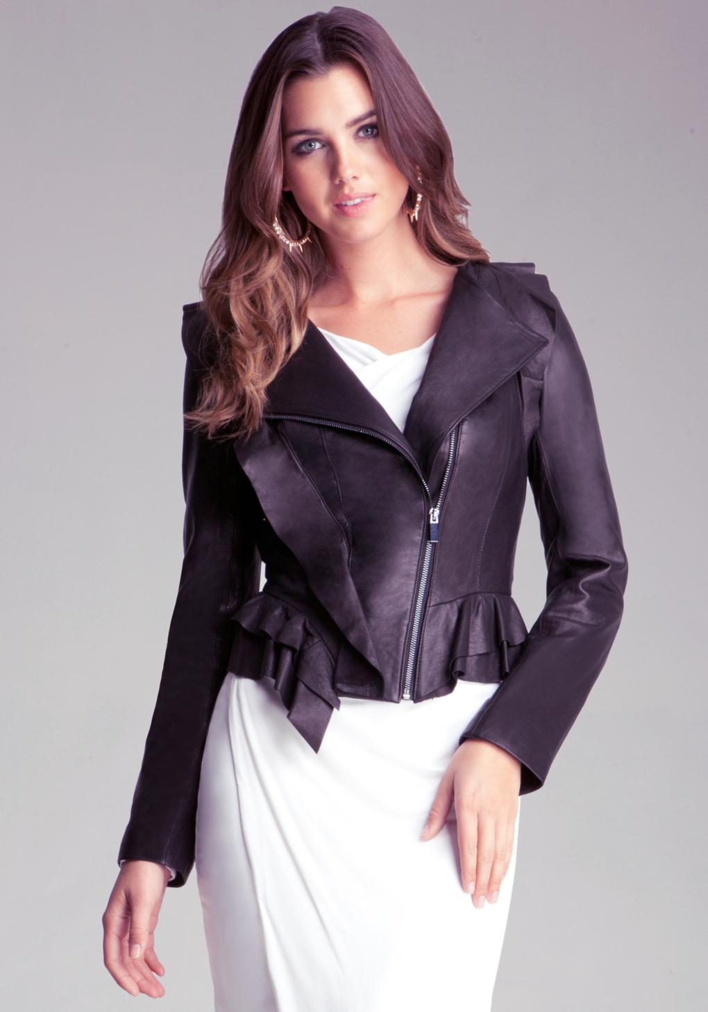 Rebecca Taylor Leather Jacket