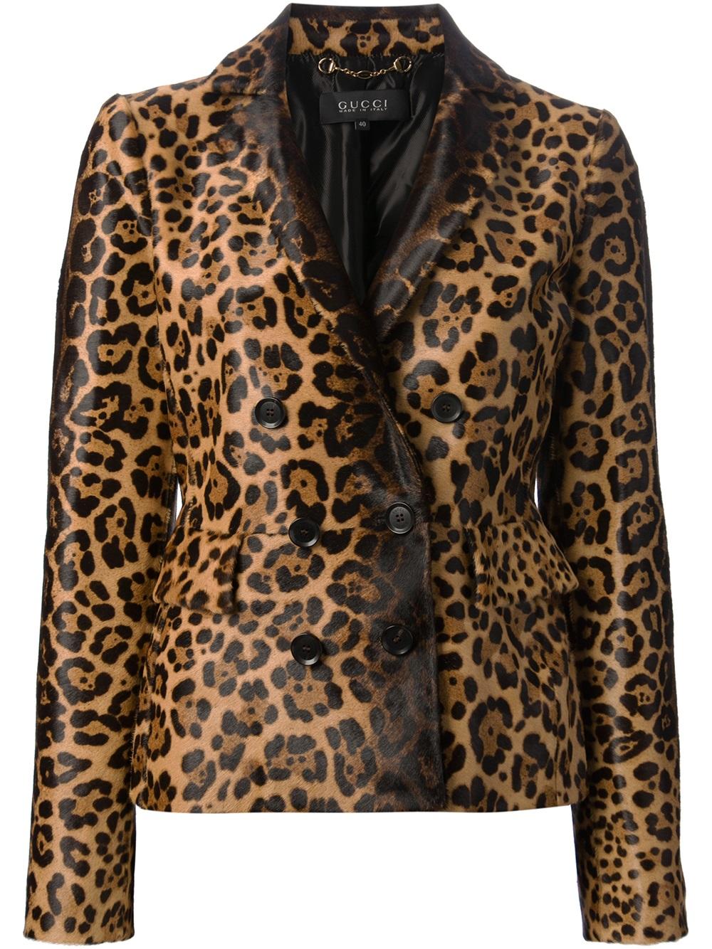 e804e0bd1 Gucci Black Pony Skin Jacket