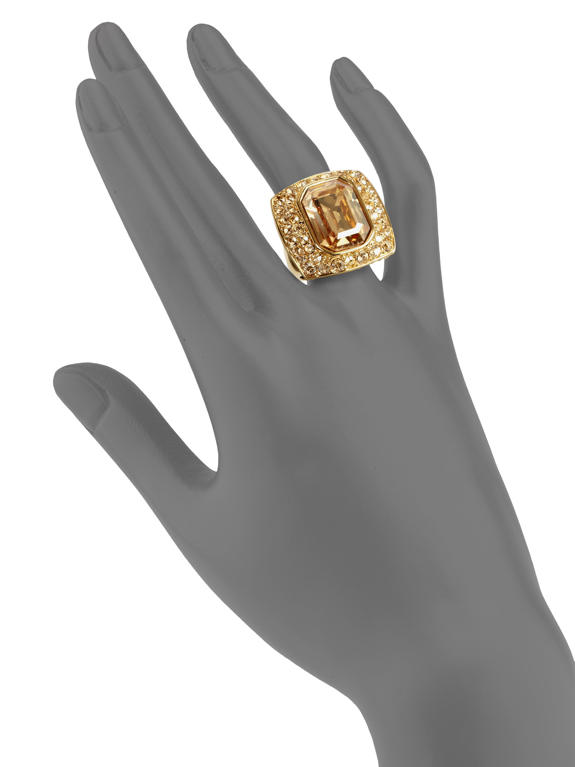 crystal enlarged leiber the rings products cocktail ring judith jewelry diamond markie
