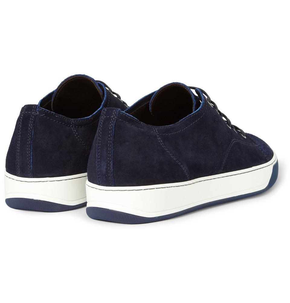 Lanvin Blue Shoes