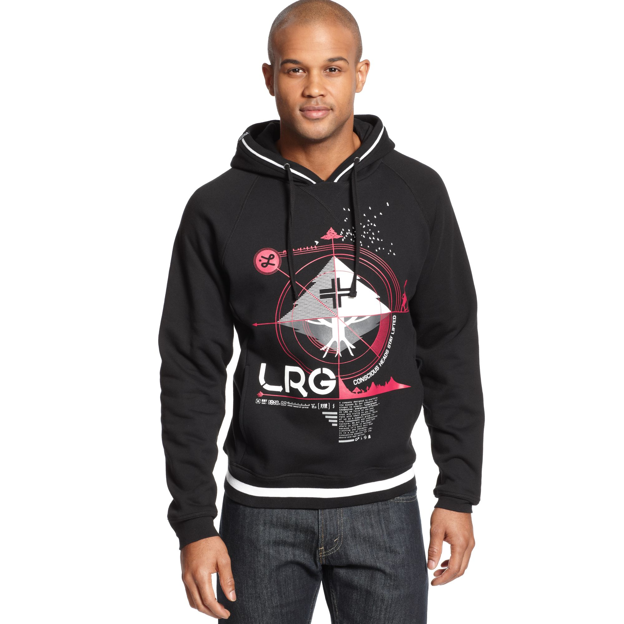 Lrg clothing store