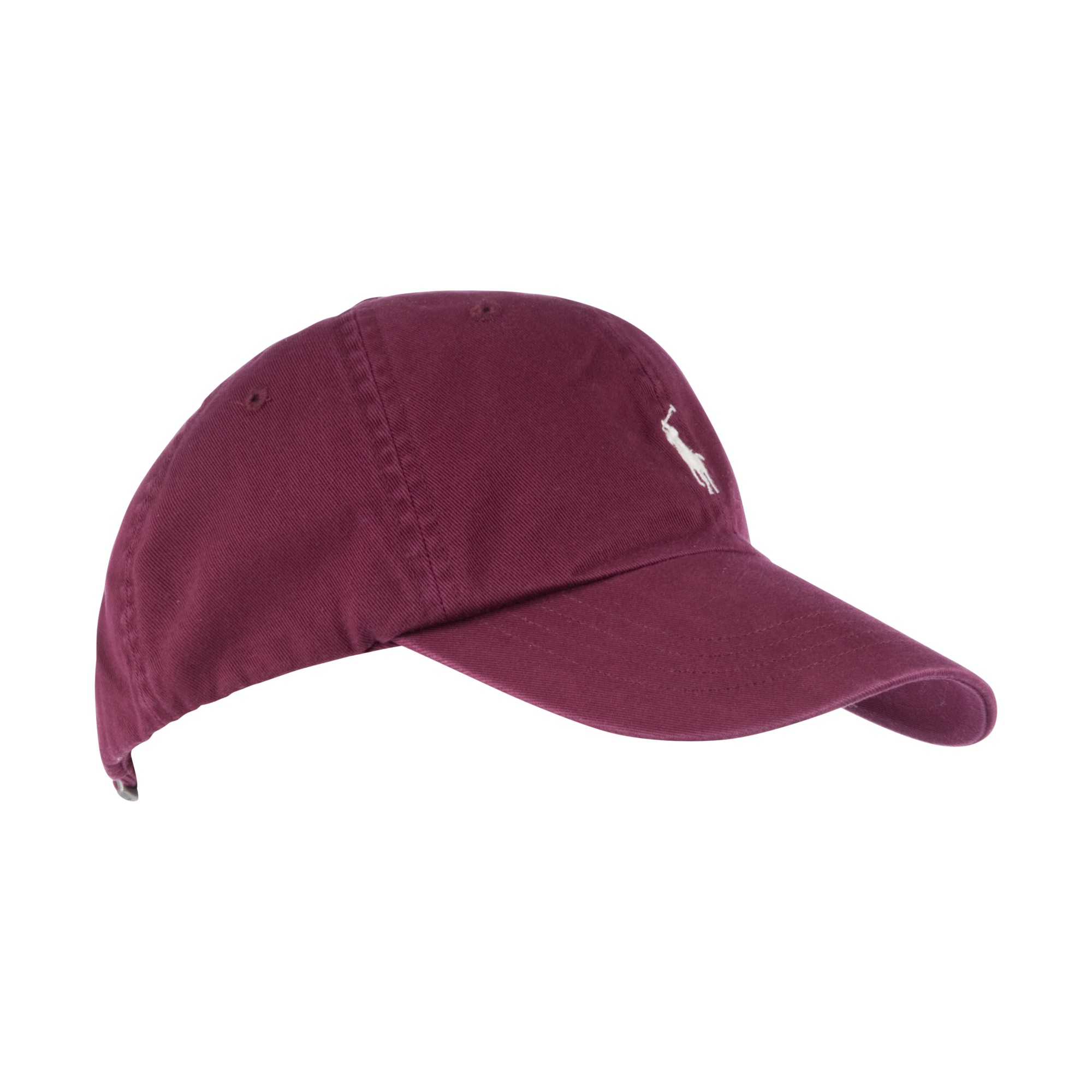 polo ralph lauren baseball cap in red for men lyst. Black Bedroom Furniture Sets. Home Design Ideas