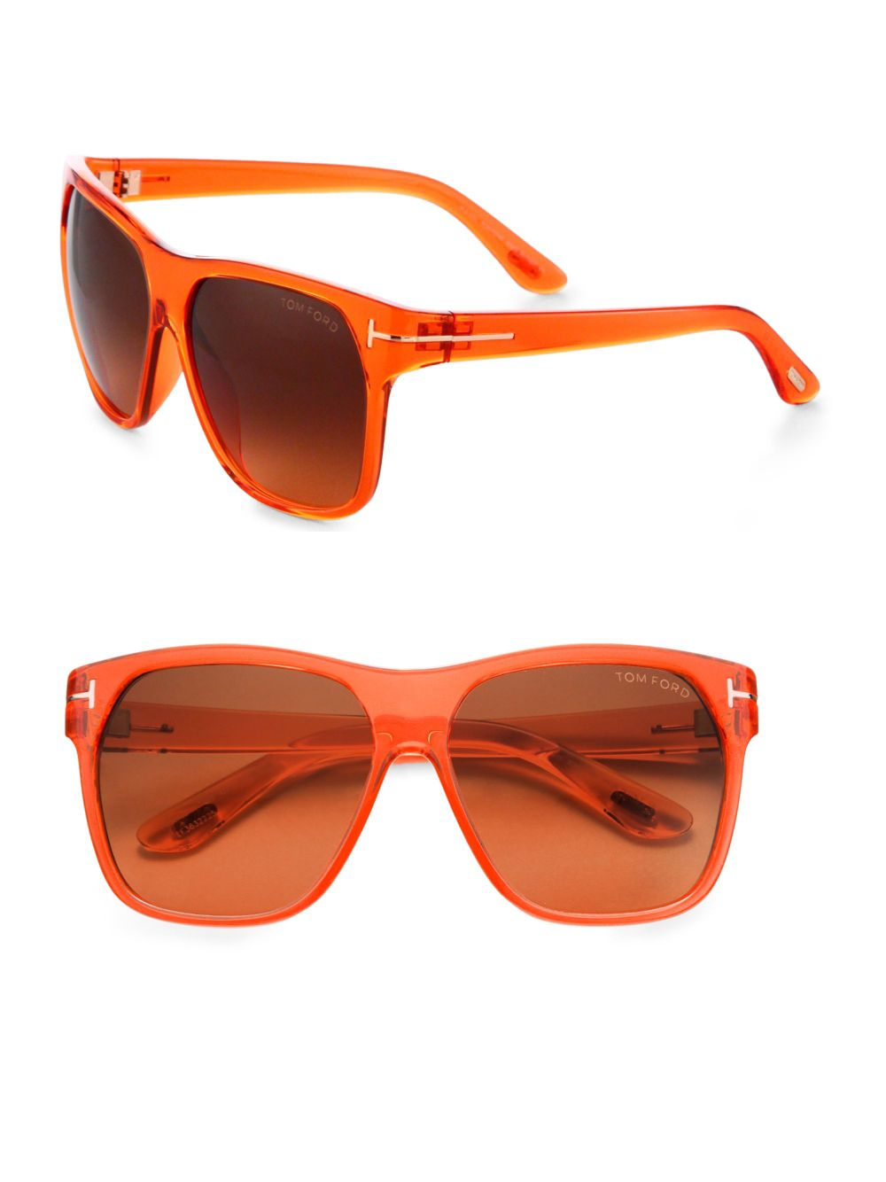 Modified Ford Orange Wayfarer Sunglasses Tom Injected n0k8wOP