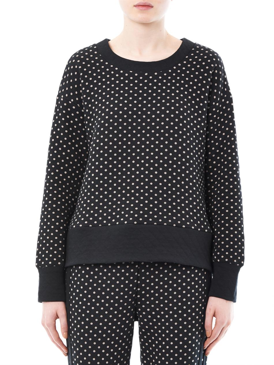 Find polka dot sweatshirt at ShopStyle. Shop the latest collection of polka dot sweatshirt from the most popular stores - all in one place.
