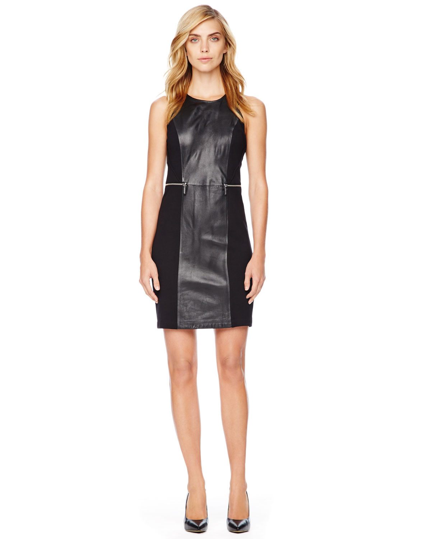 Brilliant Michael Michael Kors Michael Kors Womenu0026#39;s Dress In Black | Lyst