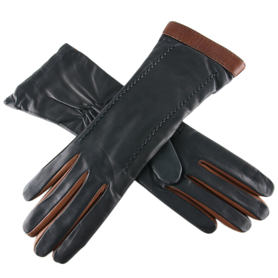 Womens black leather gloves uk - Gallery Women S Leather Gloves