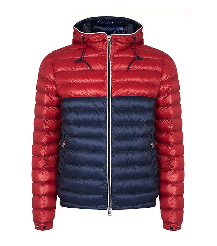 Moncler Emeric Jacket in Red for Men