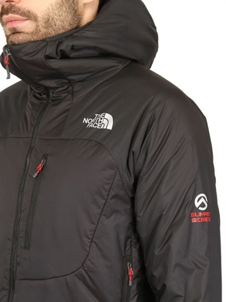 Clothing The North Face Zephirus Optimus Lightweight Down Jacket Black North Face Down Coats Australia