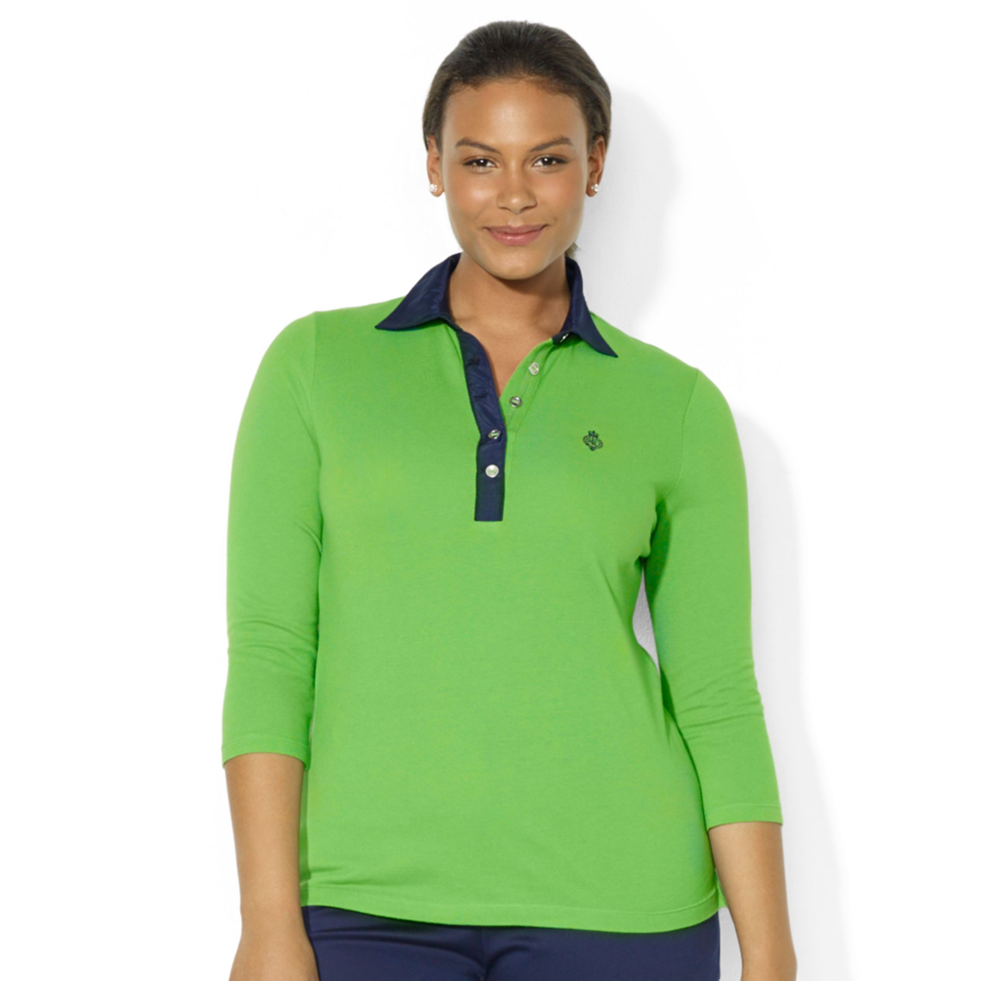 Collection Of Womens Plus Size Polo Shirts Best Fashion