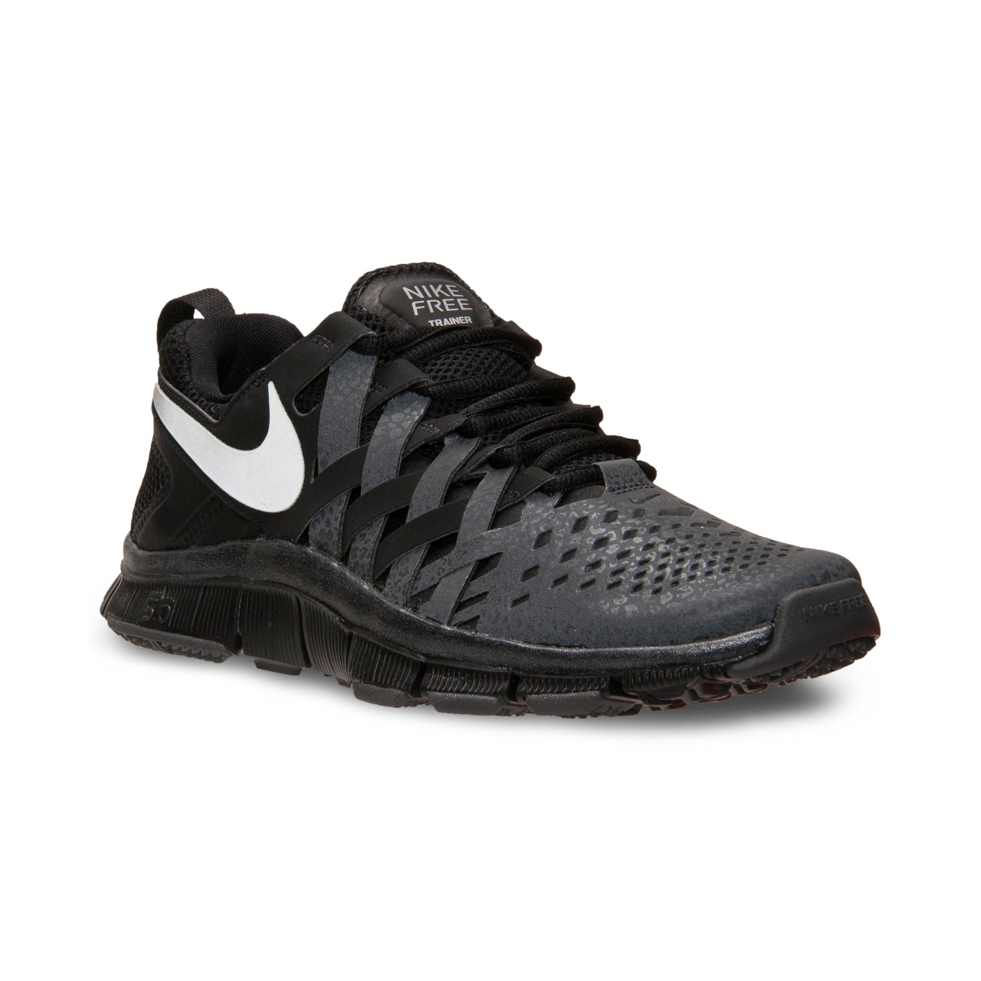 Lyst Nike Mens Free Trainer 50 Training Sneakers From
