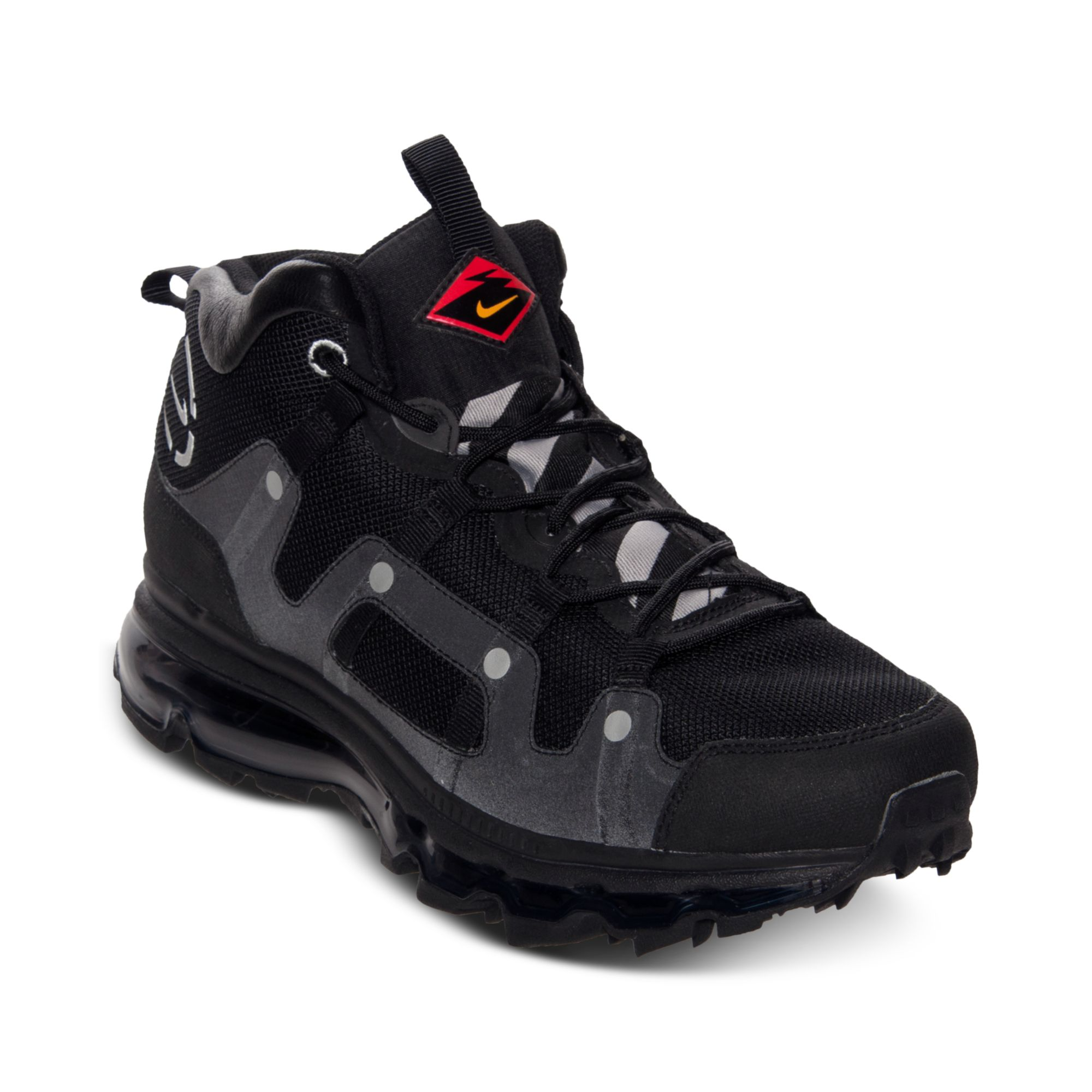 the best attitude fb3e4 6a5f8 Nike Mens Air Max Minot Boots From Finish Line in Black for Men - Lyst