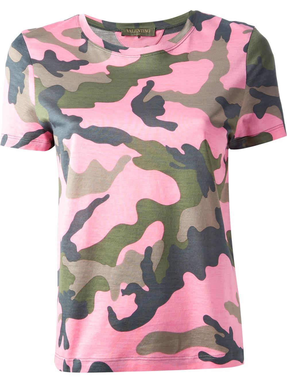 women's camo shirt walmart