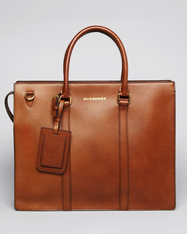 burberry briefcase