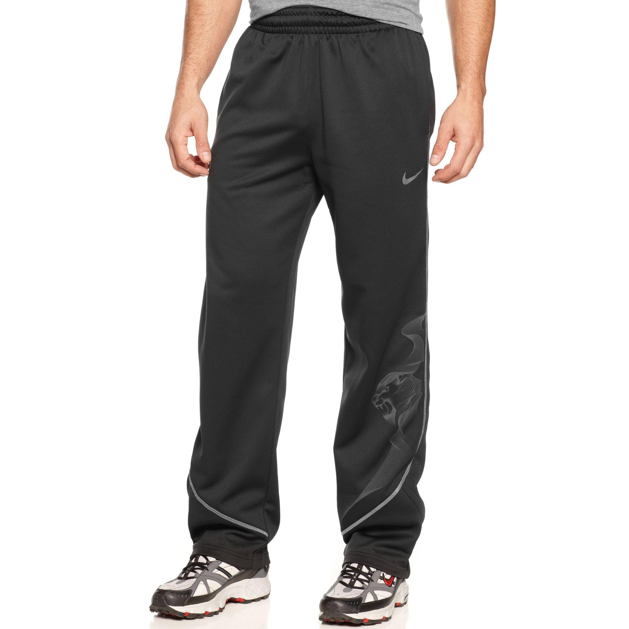 Nike Lebron Opposition Hero Basketball Pants in Black for ...