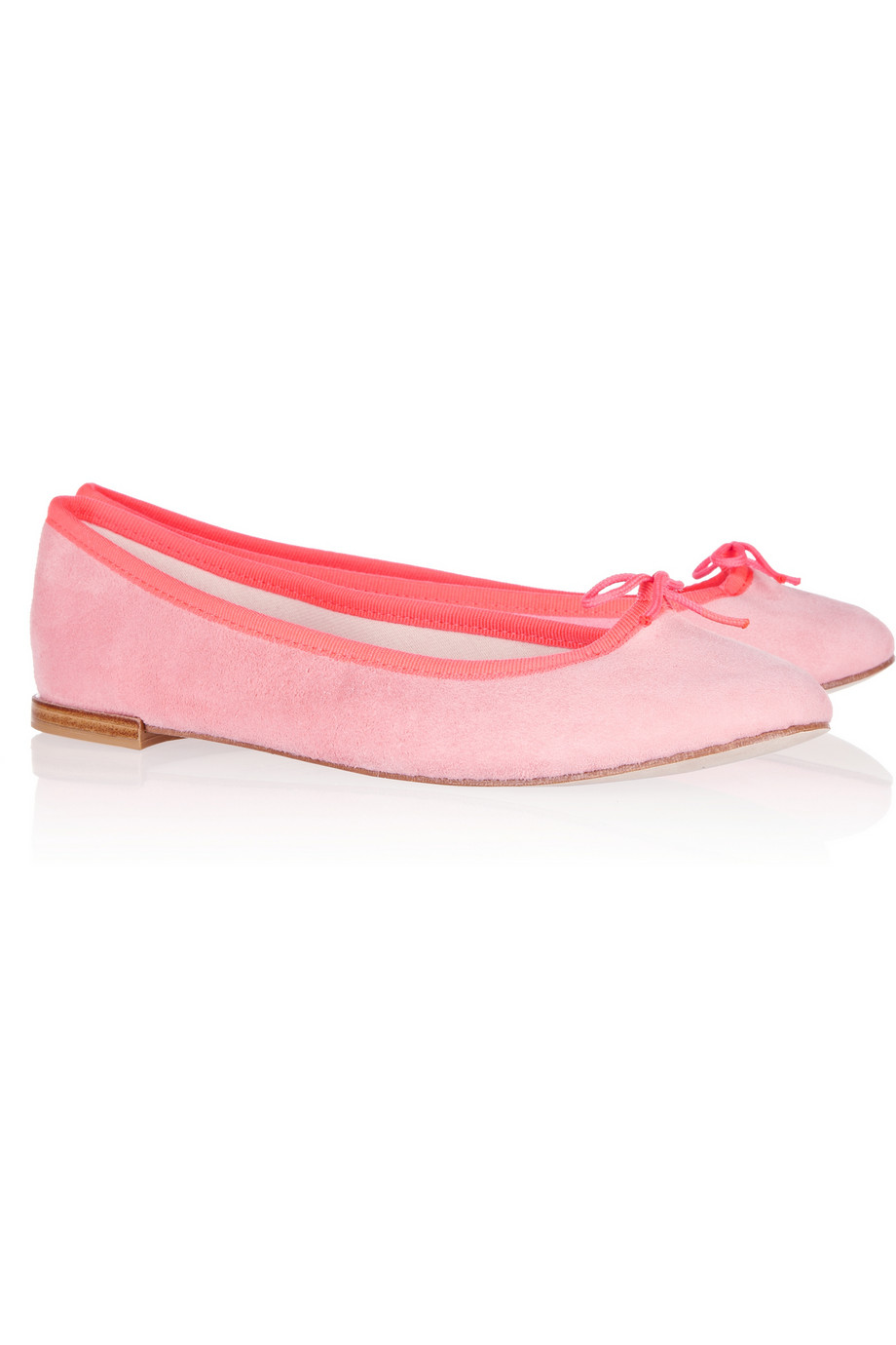 Pink Ballet Flats Womens Shoes