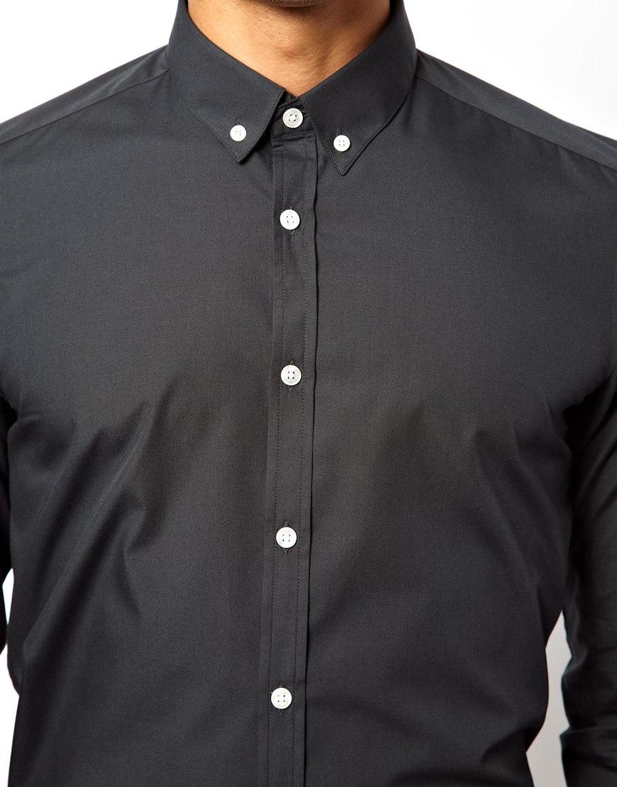 Mens Plain Long Sleeve T Shirts