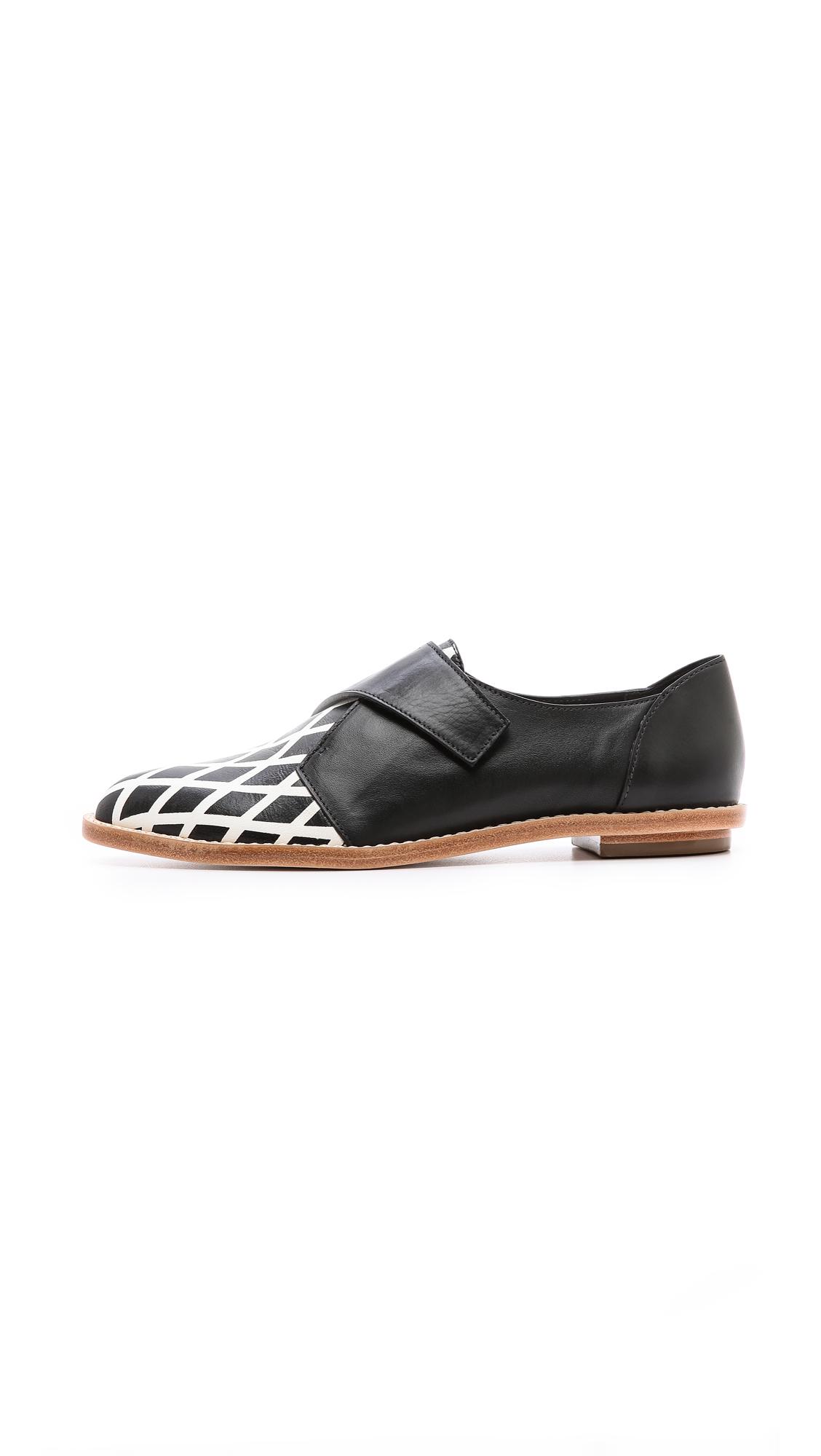Black Monk Strap Women S Shoes Canada