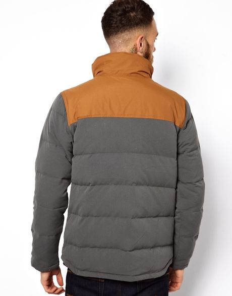 Patagonia Bivy Down Jacket In Gray For Men Grey Lyst