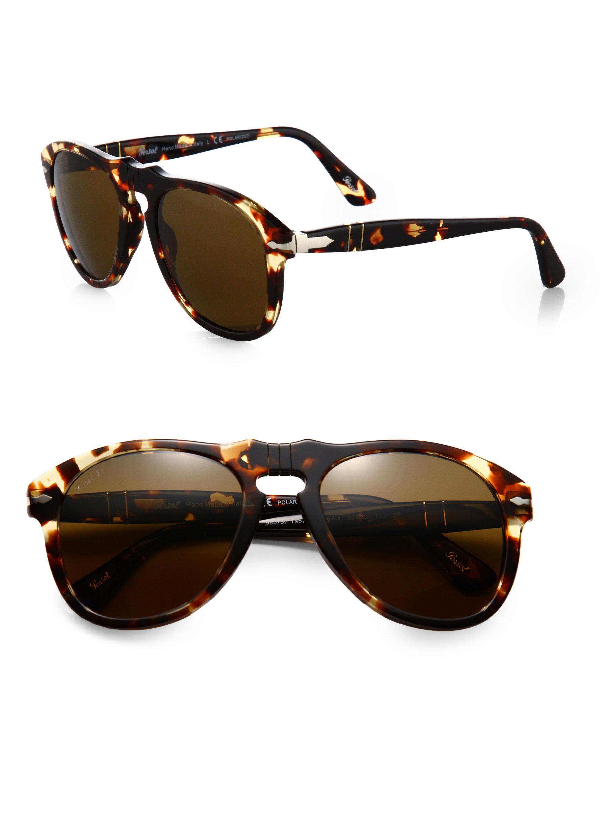 25962a829a9 Vintage Persol Aviator Sunglasses