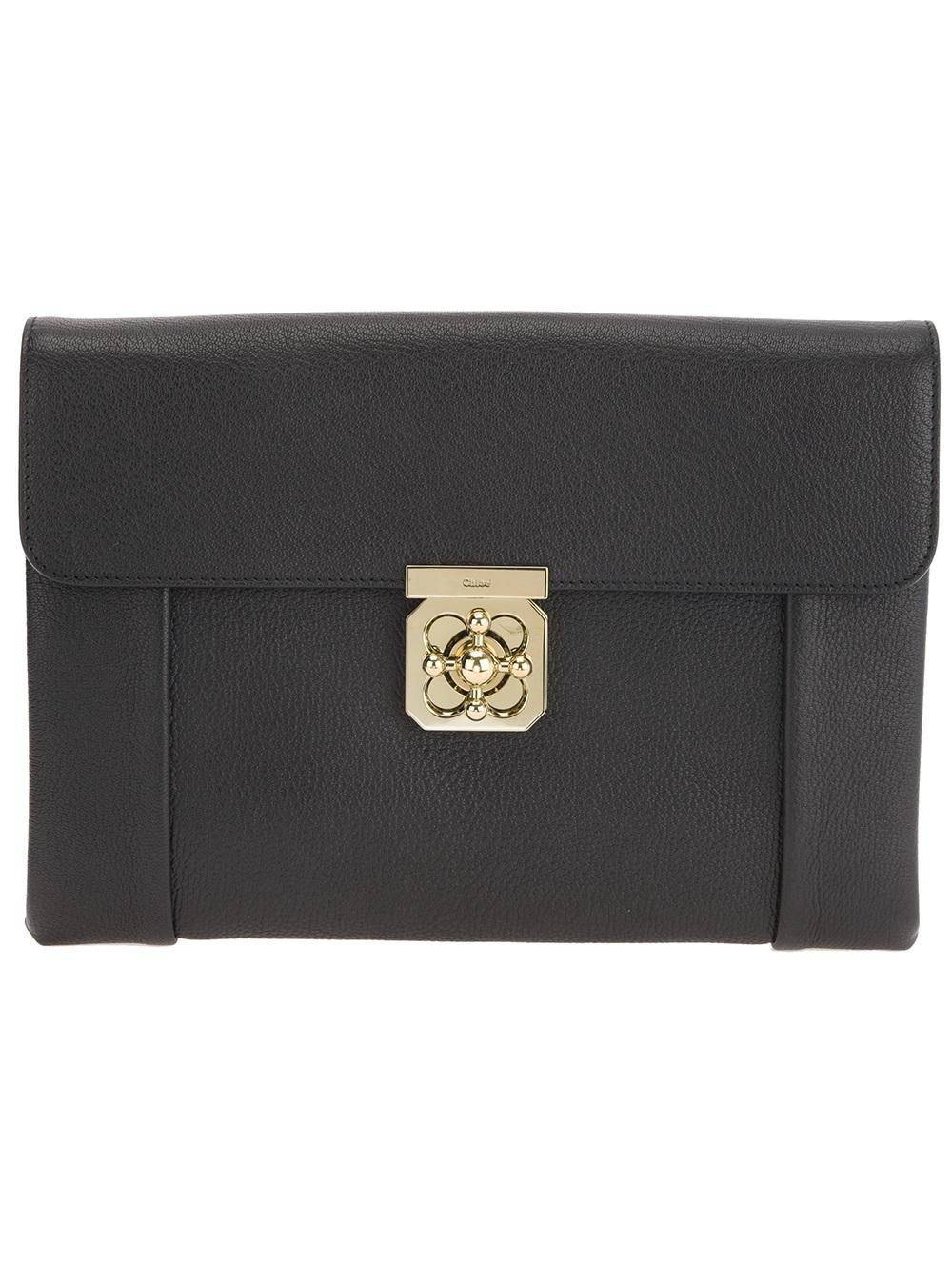 cheap replica chloe handbags - chloe embellished elsie clutch, wholesale chloe bags