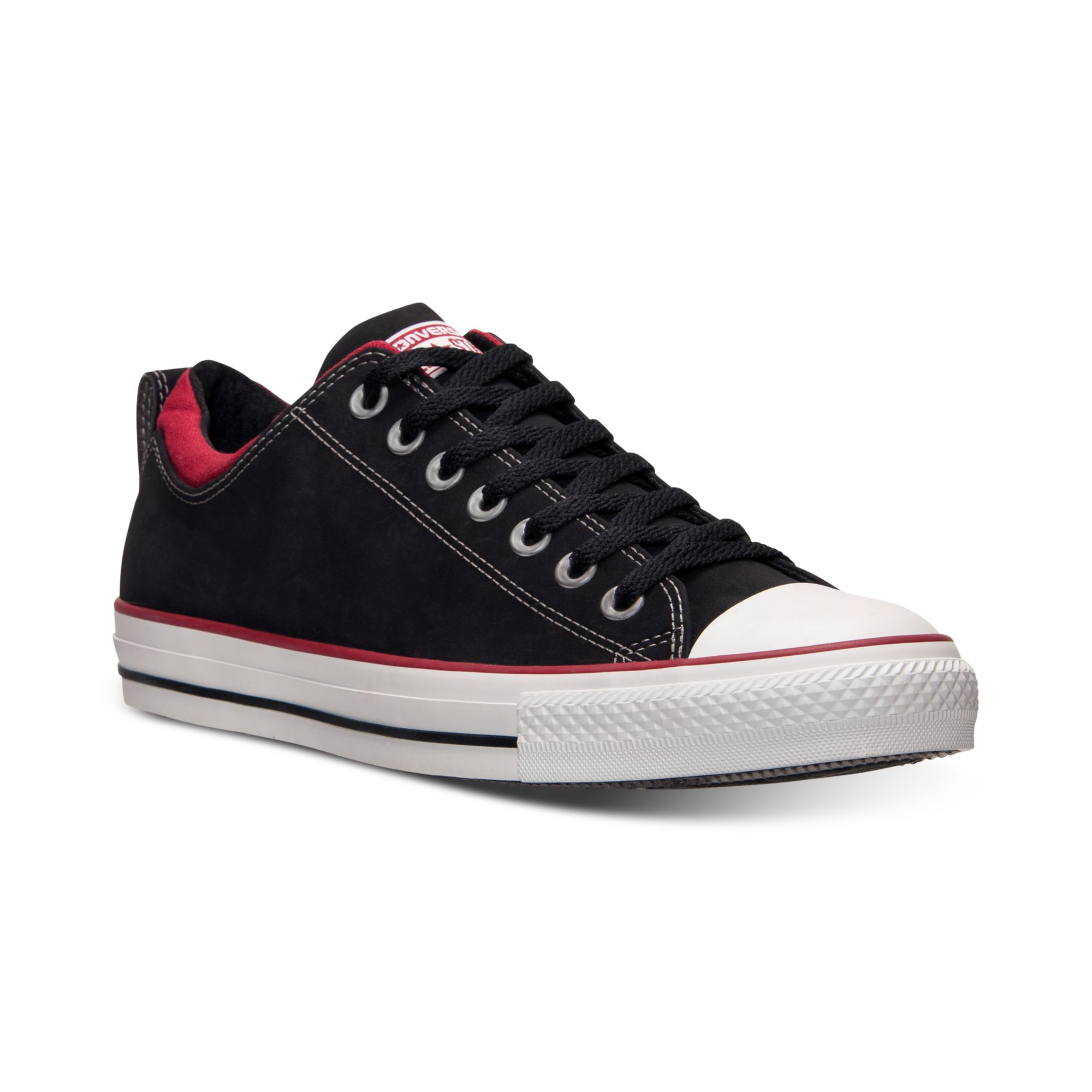 Converse Mens Chuck Taylor Dual Collar Low Casual Sneakers From ...