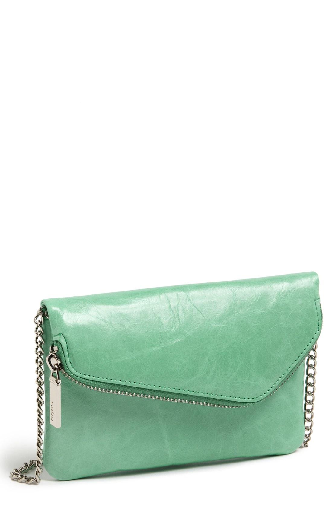 hobo zara vintage crossbody bag in green mint lyst