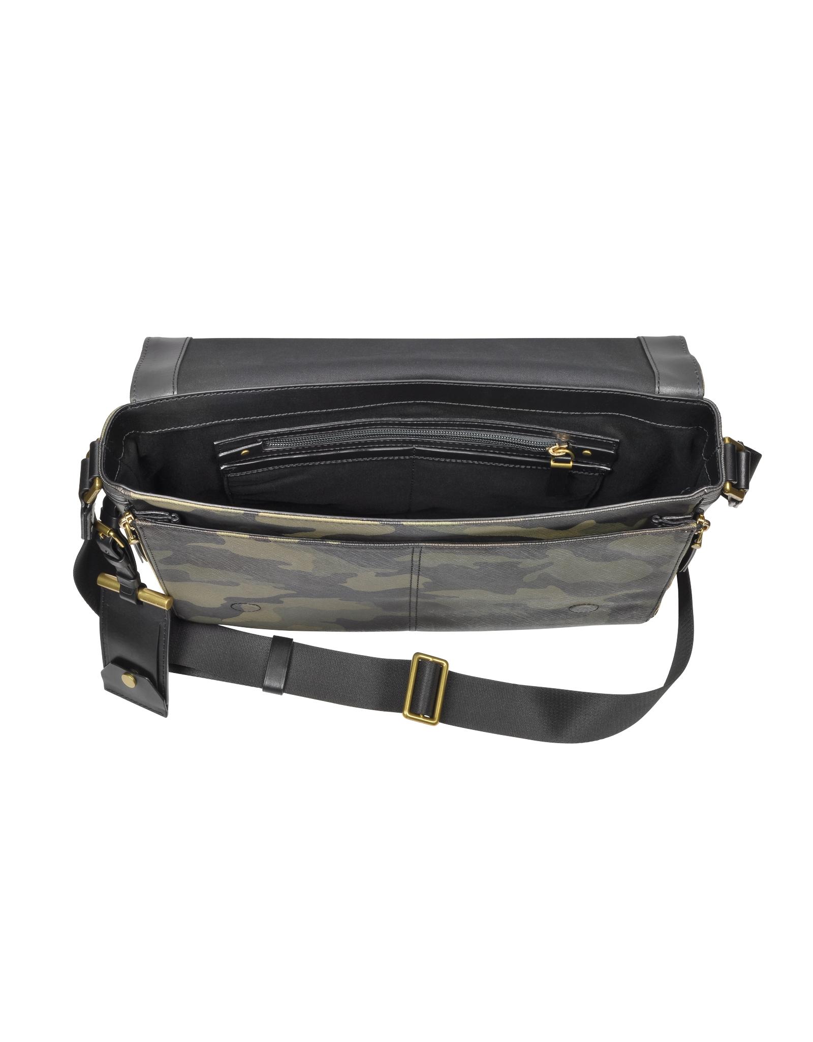 f7649e1acc78 Lyst - Michael Kors Jet Set Camo Large Mens Bag in Natural for Men